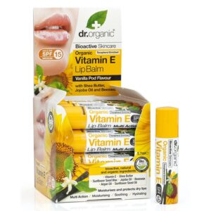 Dr. Organic bio E-vitaminos ajakbalzsam - 5.7ml