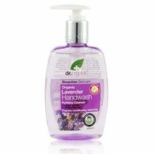 Dr. Organic bio levendula folyékony szappan - 250ml