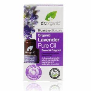 Dr. Organic bio levendula olaj - 10ml