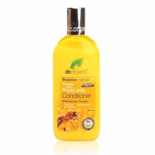 Dr. Organic bio méhpempő kondícionáló - 265ml
