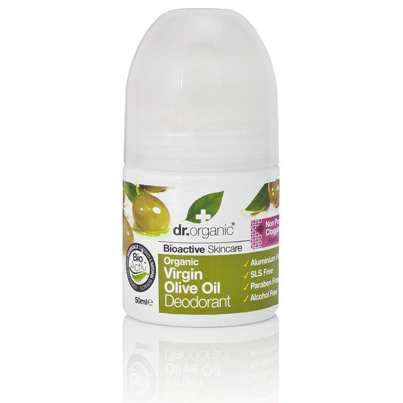 Dr. Organic bio olíva golyós dezodor - 50ml