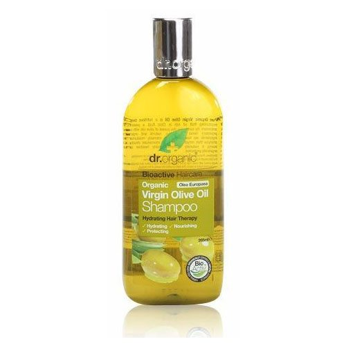 Dr. Organic bio olíva sampon - 265ml