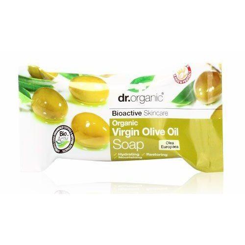 Dr. Organic bio olíva szappan - 100g