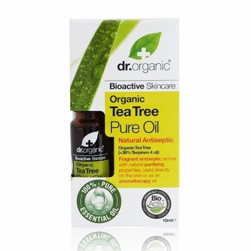 Dr. Organic bio teafa olaj - 10ml