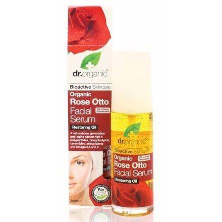 Dr. Organic rózsa szérum - 30ml