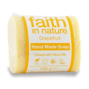 Faith in Nature Bio grapefruit szappan - 100g