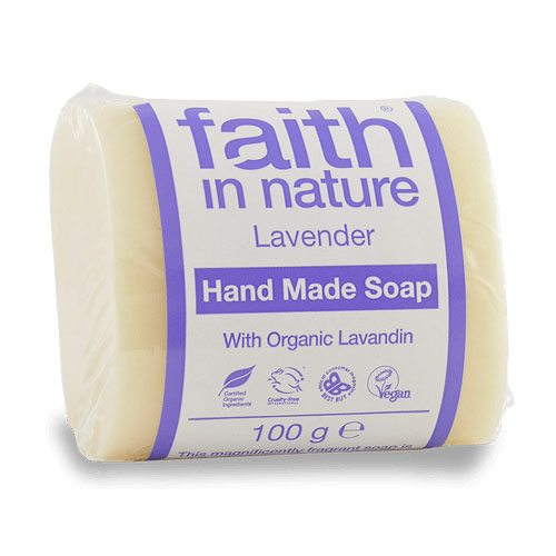 Faith in Nature Bio levendula szappan - 100g