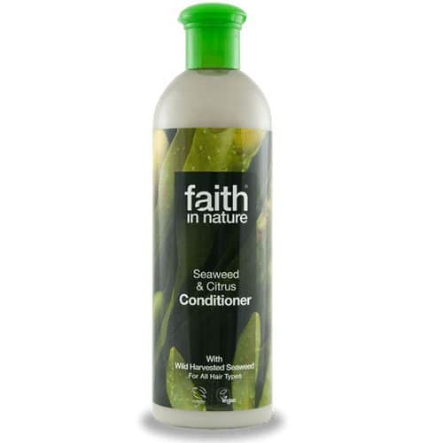 Faith in Nature Bio tengeri hínár hajkondicionáló - 250ml