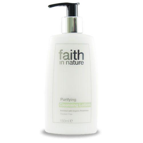 Faith in Nature arctisztító tej - 150ml