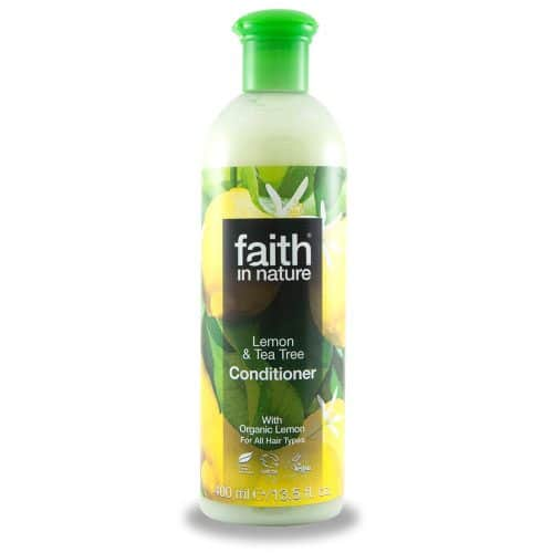 Faith in Nature citrom és teafa hajkondicionáló - 250ml