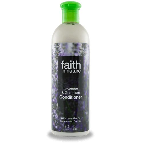 Faith in Nature levendula és geránium hajkondicionáló - 250ml