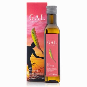 Gal Omega-3 halolaj - 250ml