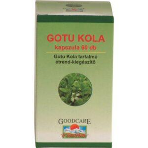 Garuda ayurveda gotu kola vegán kapszula - 60db