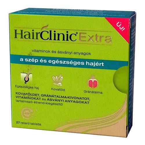 Hair Clinic Extra szépségvitamin kapszula - 27db