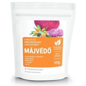 Pharmacoidea májvédő porkeverék - 100g