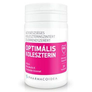 Pharmacoidea optimális koleszterin kapszula - 30db