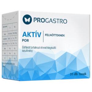 Progastro Aktív por - 31 tasak