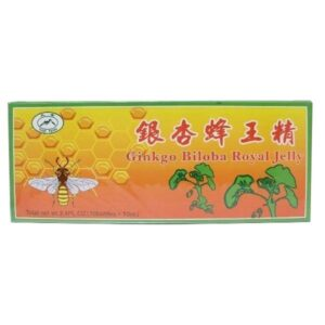 Sun Moon ginkgo biloba mézes kivonat ivóampulla - 10x10 ml