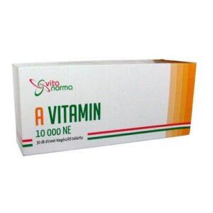 Vita Norma A-vitamin tabletta - 30 db