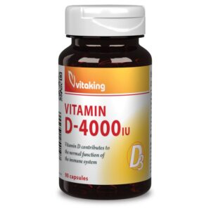 Vitaking D4000 vitamin - 90db