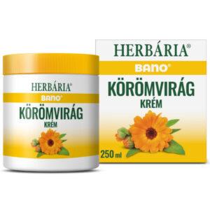 Herbária Bánó körömvirág krém - 250ml