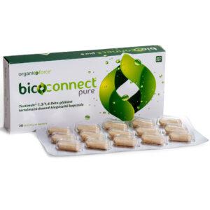 Bioconnect Pure Béta-glükán kapszula - 30db