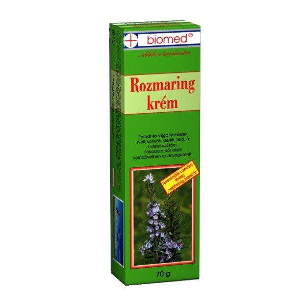 Biomed rozmaring krém - 70g