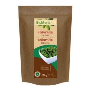 Biomenü bio chlorella tabletta - 250g