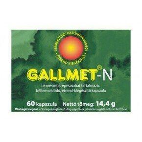 Gallmet-N kapszula - 60 db