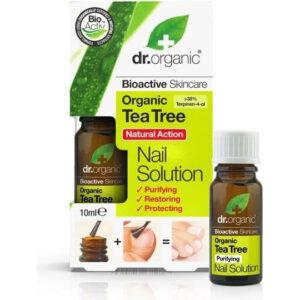 Dr. Organic bio teafa körömecsetelő - 10ml