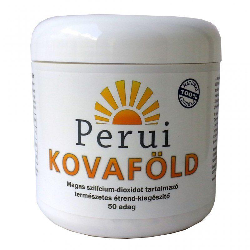 Perui kovaföld - 200g