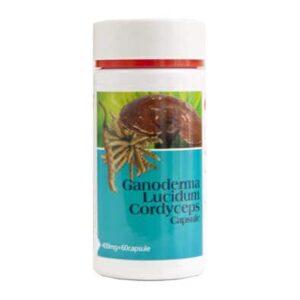 Sun Moon Ganoderma és Cordyceps kapszula – 60db