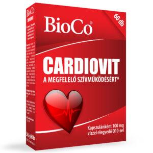 BioCo Cardiovit kapszula - 60db