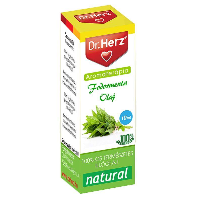 Dr. Herz Fodormenta illóolaj - 10ml