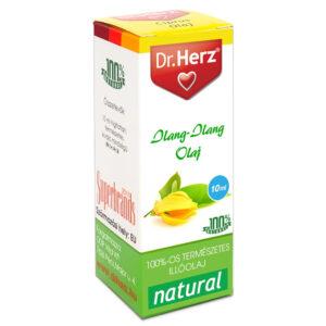 Dr. Herz Ilang-ilang illóolaj - 10ml