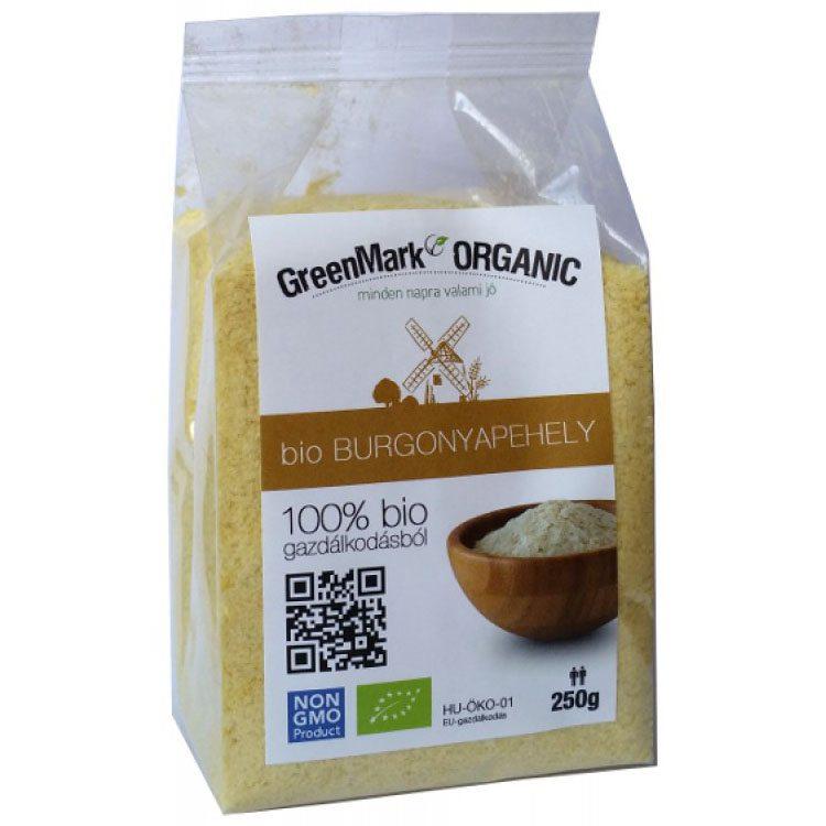 GreenMark bio burgonyapehely - 250g