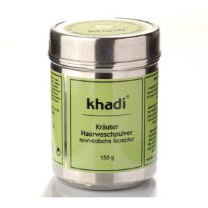 Khadi gyógynövényes hajmosó por - 150g