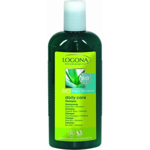 Logona Daily Care Bio Aloe & Verbéna sampon - 250ml