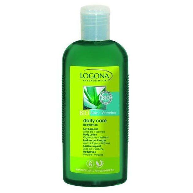 Logona Daily Care Bio Aloe & Verbéna testápoló - 200ml