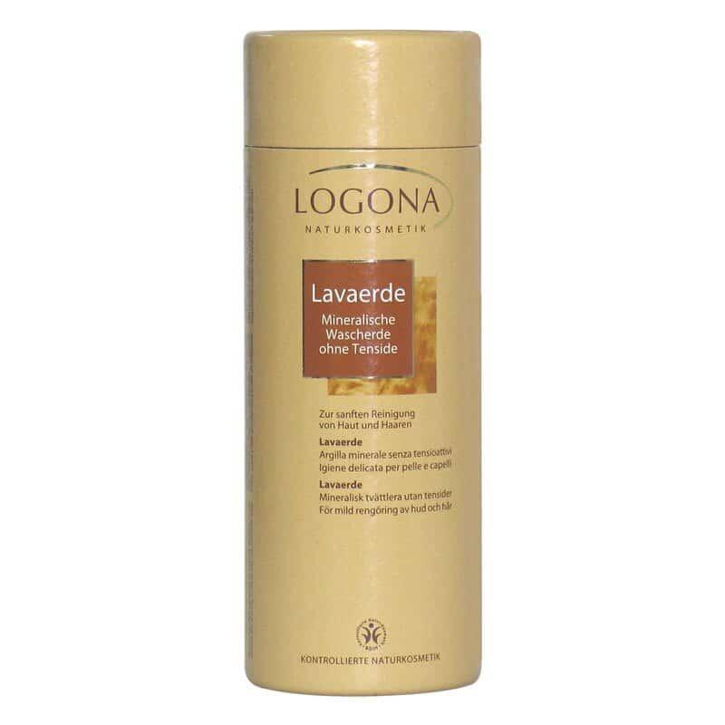 Logona Lavaerde fehér ásványi iszappor - 150g