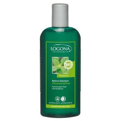 Logona balance citromfű sampon - 250ml