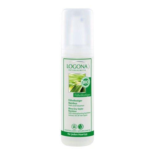 Logona bambusz hajformázó spray - 150ml