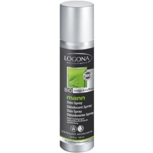Logona mann deo spray - 100ml