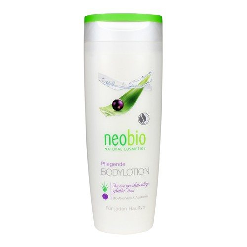 Neobio Aloe Vera + acai bogyó testápoló - 250ml