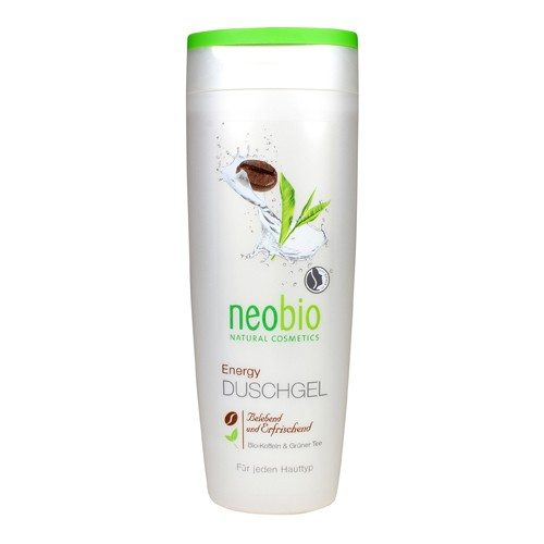 Neobio Energy tusfürdő - 250ml