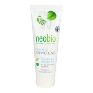 Neobio fluoridmentes fogkrém - 75ml