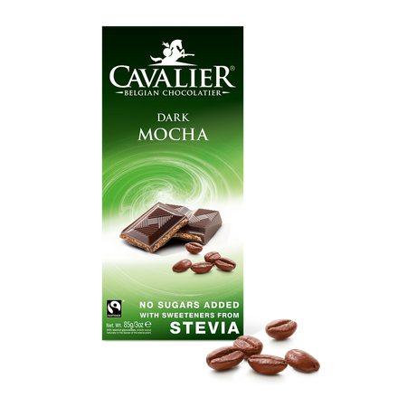 Cavalier Étcsokoládé kávékrém töltelékkel - 85g