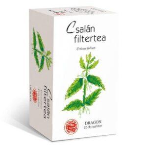 Bioextra csalán tea - 25 filter