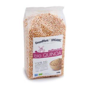 GreenMark bio quinoa fehér puffasztott - 100g