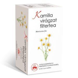Bioextra kamilla virágzat tea - 25 filter